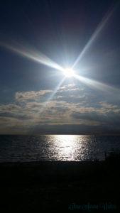 sun-beams-at-lomma-beach-sara-aurora-waters-2016